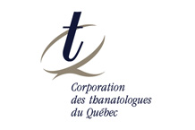Corporation des thanatologues